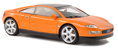 Exclusively at Model Car World: Audi Quattro Spyder in 1:43-Scale by BoS-Models