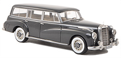 Luxurious Mercedes-Benz 300C (W186) Binz by BoS-Models in 1:43-Scale