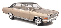 Opel Diplomat A Limousine, by BoS-Models in 1:18-Scale exclusively at Model Car World