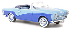 Rometsch Lawrence Cabriolet by BoS-Models in 1:43 exclusivly at Model Car World