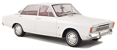 Factual Ford Taunus 17M (P7a) in 1:18-Scale exclusively at Model Car World