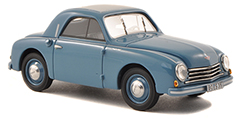 Gutbrod Superior Coupe by BoS-Models in 1:43-Scale exclusively at Model Car World