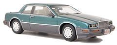 Luxury Buick Riviera 88 by BoS-Models in 1:43 exklusivly bei Model Car World