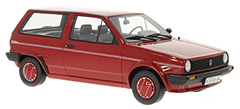 Cute VW Polo II by BoS-Models in 1:18 exclusivly at Model Car World
