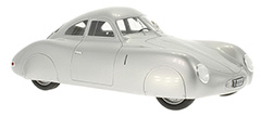 streamlined Porsche Typ 64 by BoS-Models exklusiv at ModelCarWorld