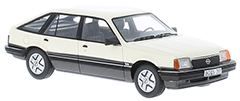 Opel Ascona C SR Hatchback by BoS-Models in 1:43 exclusively at Model Car World