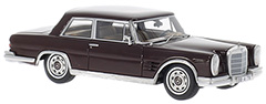 Mercedes 600 Nallinger Coupe in 1:43-Scale by BoS-Models exclusively at Model Car World