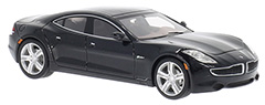 Exclusively at Model Car World: Fisker Karma in 1:43-Scale by BoS-Models