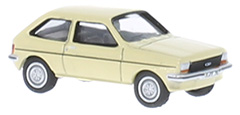First generation Ford Fiesta in 1:87-Scale by Bub