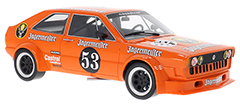 Exclusively at Model Car World: VW Scirocco I Gr.2 Jägermeister in 1:18-Scale by BoS-Models