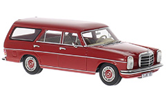 Exclusively at Model Car World: Mercedes 220 (W115) Binz Station Wagon by BoS-Models