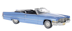 Cadillac de Ville Convertible by BoS-Models in 1:43