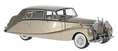 Rolls Royce Silver Wraith Empress Line by Hooper in 1:43-Scale by BoS-Models