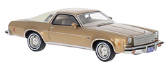 Chevrolet Malibu 2-Door in 1:43-Scale exclusively at Model Car World