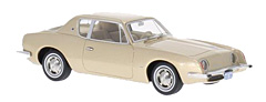 Studebaker Avanti by BoS-Models in 1:43
