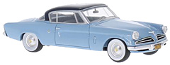 Studebaker Starliner by BoS-Models in 1:43