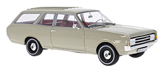 Opel Rekord C Caravan in 1:18-Scale exclusively at Model Car World