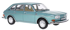 The Volkswagen 411 by BoS-Models in 1:18 exclusively at Model Car World