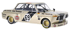 BMW 2002 Gr.2 Warsteiner in 1:18-Scale exclusively at Model Car World