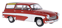 Neat Wartburg 312 Camping Deluxe in 1:18-Scale exclusively at Model Car World