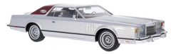 Lincoln Continental Mk. V Coupe by BoS-Models in 1:18 exklusiv at Model Car World
