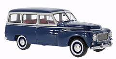 Volvo PV445 Duett by BoS-Models in 1:18-Scale exclusively at Model Car World