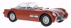 Pontiac Bonneville Special by BoS-Models in 1:18-Scale exclusively at Model Car World