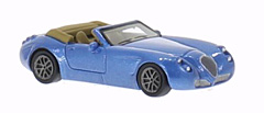 Wiesmann Roadster MF5 by BoS-Models in 1:87-Scale