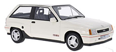 Opel Corsa A GSI by BoS-Models in 1:18-Scale exclusively at Model Car World