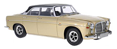 Exotic luxury: The Rover P5B Coupe by BoS-Models in 1:18