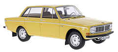 Volvo 144 by BoS-Models in 1:18