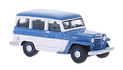 Willys Jeep Station Wagon by BoS-Models in 1:87
