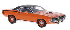 Pure power, the Plymouth Cuda 426 HEMI by BoS-Models in 1:43