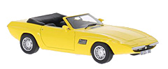 Intermeccanica Indra Convertible by BoS-Models in 1:43-Scale