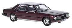 Exclusively at Model Car World: Maserati Quattroporte II by BoS-Models in 1:43-Scale