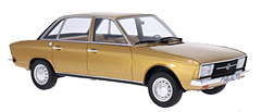 Pioneering VW K 70 L by BoS-Models in 1:18-Scale