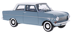 Opel Kadett A by BoS-Models in 1:18-Scale exclusively at Model Car World