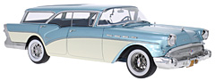 Buick Century Caballero Station Wagon by BoS-Models in 1:18-Scale
