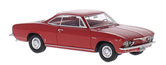 Chevrolet Corvair Corsa in 1:43-Scale by BoS-Models