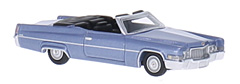 Cadillac DeVille Convertible in 1:87 by BoS-Models