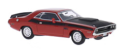 1970 Dodge Challenger T/A by BoS-Models in 1:43-Scale