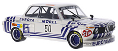 1974 BMW 2002 Gr.2 Europa Möbel in 1:18-Scale by BoS-Models