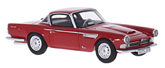 Unique BMW 3200 Michelotti Vignale in 1:43-Scale by BoS-Models