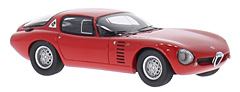 Enchanting Alfa Romeo Canguro by BoS-Models in 1:43-Scale