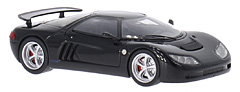 Supersportscar Lotec Sirius by BoS-Models in 1:43-Scale