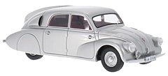Streamlined Tatra T97 by BoS-Models in 1:43