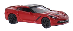 Chevrolet Corvette (C7) Stingray by BoS Models in 1:87-Scale