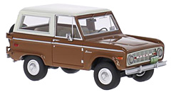 Ford Bronco by BoS-Models in 1:43-Scale