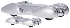 Mercedes W154 Rekordwagen by BoS-Models in 1:43- and 1:18-Scale