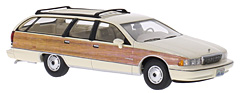 1991 Chevrolet Caprice Wagon by BoS-Models in 1:43-Scale